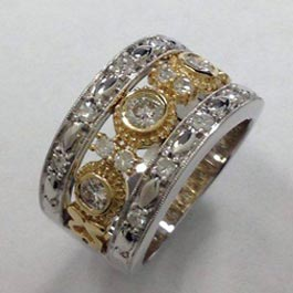Bands Collection at Andress Jewelry LLC